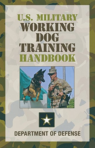 U.S. Military Working Dog Training Handbook