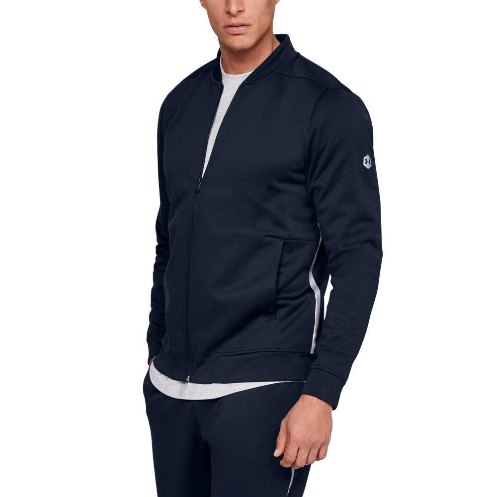 Under Armour Mens Recovery Travel Track Jacket