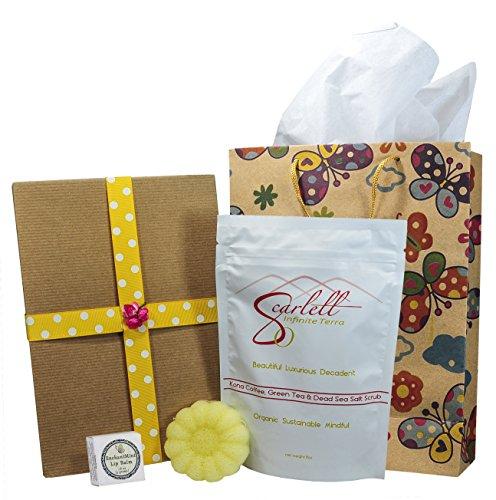 Sweet Lemon Body Scrub - 7