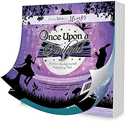 Once Upon A Twilight Perfect Backgrounds Stamping Pad PBSP116 Hunkydory