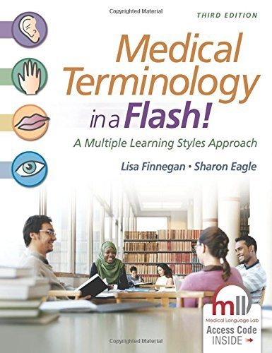 Medical Terminology in a Flash!: A Multiple Learning Styles Approach by Lisa Finnegan PTA ACCE (2015-10-23) (A Medical Terminology In Flash)