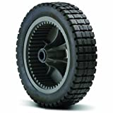OREGON 72-113 Semi-Pneumatic Wheel 8X200 Turf Tread