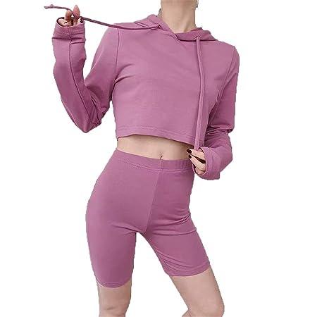 Pantalones de running para mujer Señoras de color sólido ...