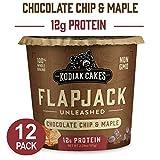 Kodiak Cakes Pancake On the Go High Protein Snack, Chocolate Chip & Maple