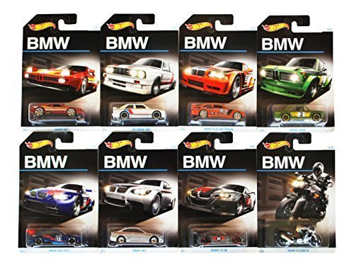 2016-hot-wheels-bmw-100th-anniversary-exclusive-series-complete-set-of-8