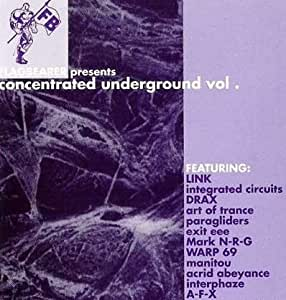 Concentrated Underground Vol. 2