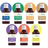 Generic Tatvam DIY Making Colours for Melt and Pour Soaps (10 ml Each)-Set of 7