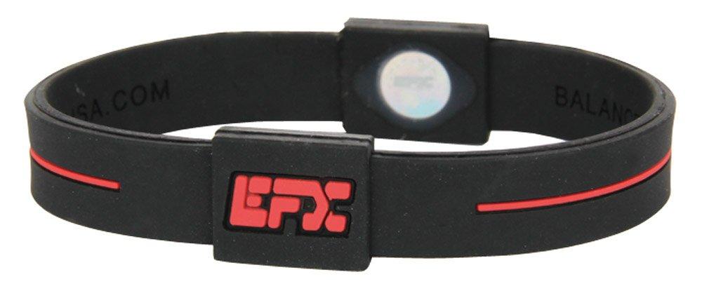 ツールス(TOOLS) イーエフエックス(EFX) リストバンドスポーツ 4001567-1 B003A1REL4 Black&Red Medium Medium|Black&Red, ニシウワグン ec767884