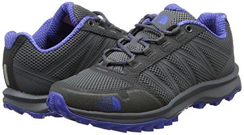 Gris Blue Eu Randonnée 8 De Basses Chaussures Face 39 zinc The North Femme Grey Amparo T92y8ztjg blue xaYtwzgq6