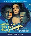Cover Image for 'Stranger, The (Blu-ray + DVD Combo)'