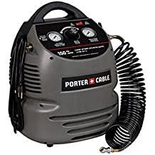 PORTER-CABLE CMB15 150 PSI 1.5 Gallon Oil-Free Fully Shrouded Compressor
