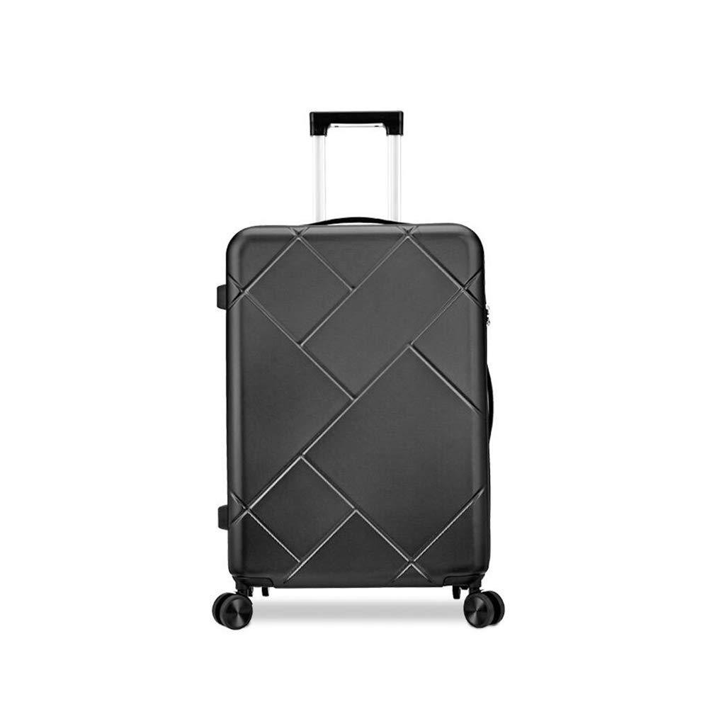 実用的なスーツケース スーツケース、トロリーケーストラベルバッグファッションレディ荷物新しいユニセックス防水搭乗シャーシホールドオールバッグ大容量キャビンケース (色 : C, サイズ : 43*26*60cm) B07T635JW9 C 43*26*60cm