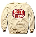 Reto Berra Colorado Women's Maniac Sweatshirt Reto Berra Puck XL Eco Wheat