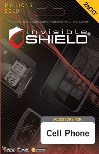 Zagg InvisibleShield for Samsung Galaxy S II Epic 4G Touc...