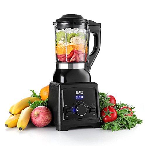 Alfawise Blender électrique Mixeur automatique de 3000 tr/min, 2L/68 oz pour obsts/légumes jus, smoothies, milk-shakes, Sauce, bbynahrung rohkost, etc.