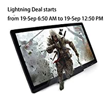 Huion GT-220 Graphics Tablet with Display 21.5 Inch Interactive Drawing Monitor Display IPS Panel HD Resolution(1920x1080)