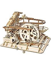 ROBOTIME Laser Cut Puzzle de Madera | Kit de construcción Set Model | Juego de Puzzle en 3D
