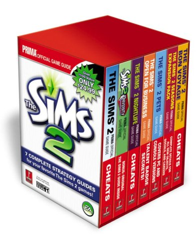 Sims 2 Box Set: Prima Official Game - Sims Box Set The 2