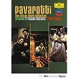 LUCIANO PAVAROTTI - ITALIAN OPERA COLLECT/DVD