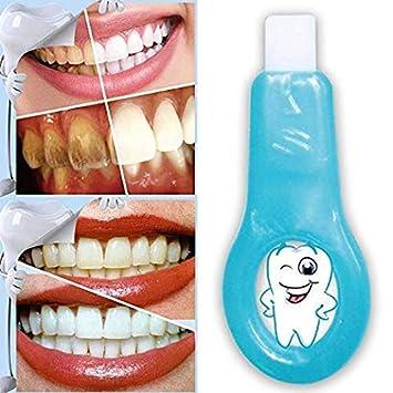 Pro Nano Teeth Whitening Kit Nano Cepillo de limpieza Diente de manchas Quitamanchas Tiras de limpieza