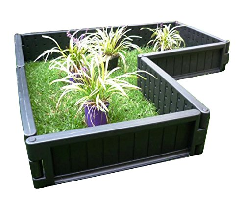 Vermibed  Panel Raised Garden Beds