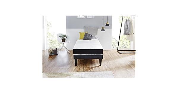 dormipurmemo V850 - Colchón 90 x 190 cm - espuma poliuretano y memoria de forma - equilibré - 30 kg/m3 y 50 kg/m3 - 1 persona: Amazon.es: Bricolaje y ...