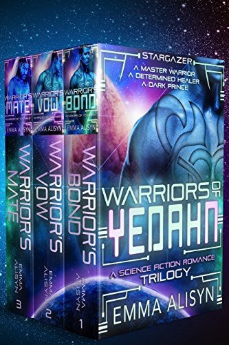 Warriors of Yedahn: An Alien Fantasy Romance Trilogy Boxset ()