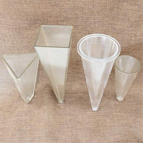 Candle Making DIY Candle Making Candle Model,Cone Shape Candle Mould Hand