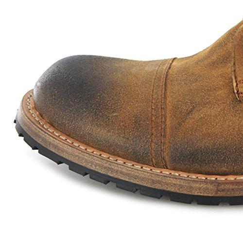 Chukka Camello Bottes Homme Sendra Boots Serraje xqYw0E67