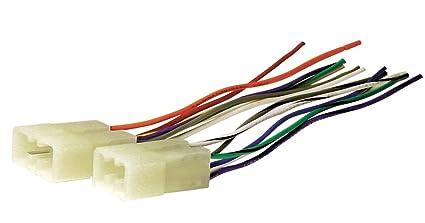 amazon com scosche mc01b wiring harness for 1987 1993 mitsubishi rh amazon com Scosche Wiring Harness Diagrams Ford Automotive Wiring Harness