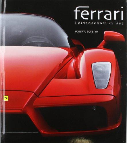Ferrari: Leidenschaft in Rot (Sachbuch)