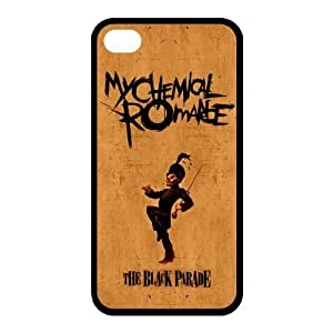 Famous Music Band My Chemical Romance iPhone 4/4S Case by icecream design