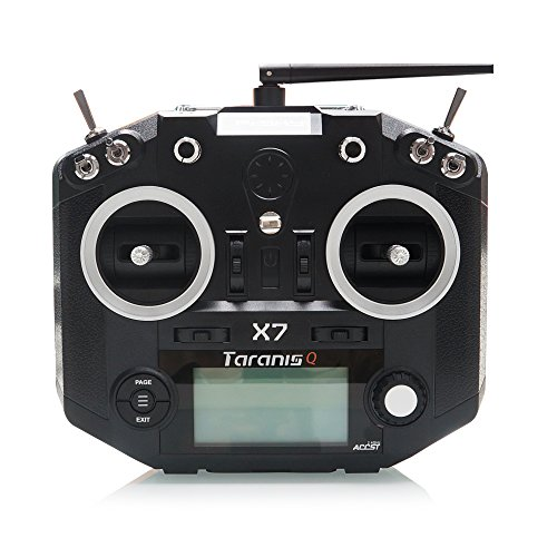 The FrSky Taranis X7 Remote Controller