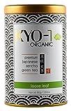 KYO-T Organic Premium Japanese Sencha green tea Loose leaf Review