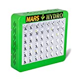 Cheap Led Grow light, MARS HYDRO Reflector 240W Full Spectrum Grow lights for Indoor Plants Veg and Flower,Plant Lights for Hydroponics