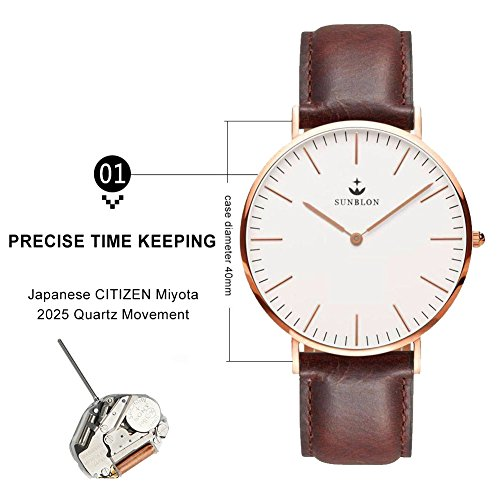 watchdafanasunblon-s805-quartz-stainless-steel-dress-watch-with-leather-bandunisex
