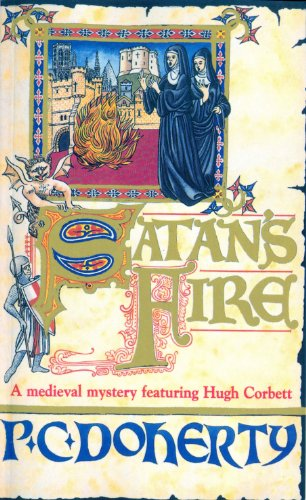 book cover of Satan\'s Fire