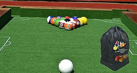 ballprint Pelotas de Fútbol-Billar en tamaño 4: Amazon.es ...