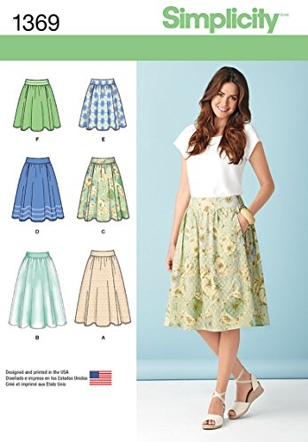 Simplicity Creative Patterns 1369 14 16 18 20 22 product image