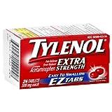 Tylenol Extra Strength 24 Ez-tabs