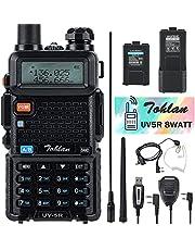 Tohlan UV-5R 8W Ham Radio 6in1 Set