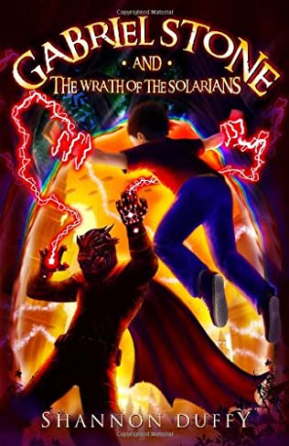 book cover of Gabriel Stone and the Wrath of the Solarians