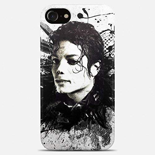 reputable site 4a6a8 cd435 Amazon.com: Inspired by Michael jackson phone case Michael jackson ...