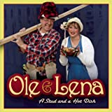 Ole and Lena, Ann Berg and Bruce Danielson, 1591932033