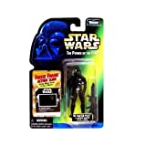 (US) Star Wars: Power of the Force Freeze Frame Tie Fighter Pilot Action Figure