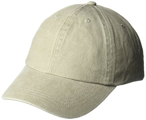 NYC Underground Women's Mineral Washed Baseball Cap, Gray, One Size