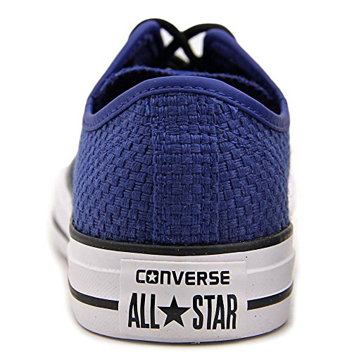 White Converse Zapatillas All unisex Blue Black Hi Star Oq8wZxO0