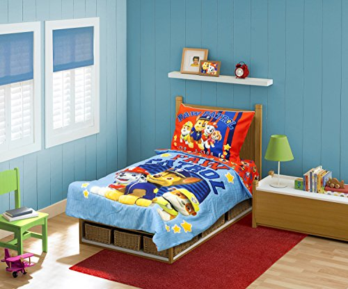 Paw-Patrol-Here-to-Help-4-Piece-Toddler-Bedding-Set