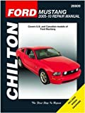 NOS-CH26609 Chilton Ford Mustang Repair Manual 2005-2010