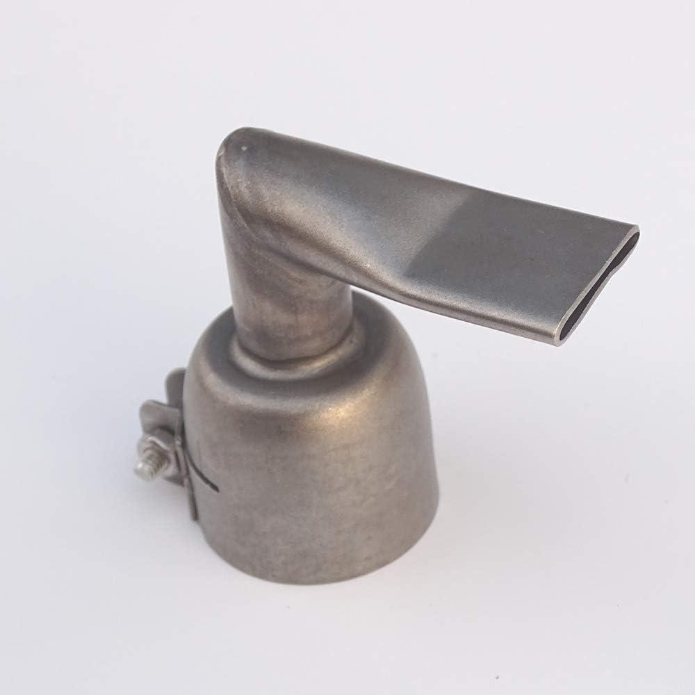 90 degree 20mm Flat Welding Nozzles for Hot Air Welder Heating Gun
